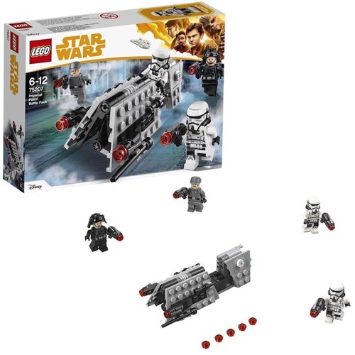 Image of LEGO 75207 Star Wars Imperial Patrol Battlepack (5702016109351)